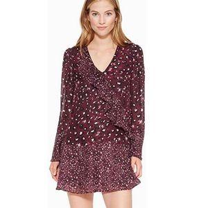 Parker Ruffle Dress, NWT!